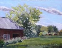 Burkittsville Barn