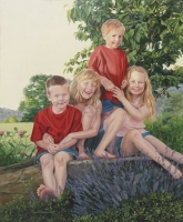 Bishop Children 