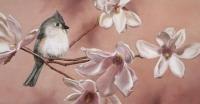 Titmouse & Magnolias